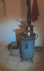 wood burning stove, Juan Panadero No.3