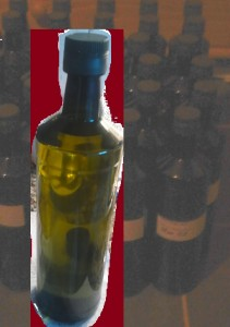 Locally produced Extra Virgin Olive Oil, Algarve, Portugal