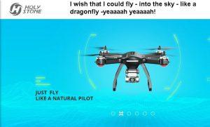 holystone drones