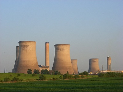 lunacy of closing down UK coal fired stations
