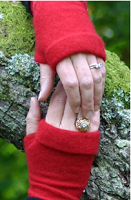 turtle doves hand warmers and other fashionable knitware for sale